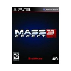 Mass Effect 3 (PS3)