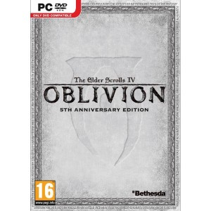 The Elder Scrolls 4: Oblivion 5th Anniversary Edition (PC)