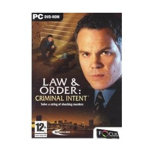 Law and Order: Criminal Intent (PC)