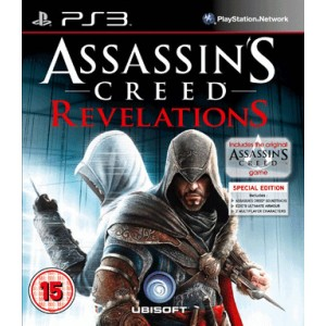 Assassins Creed: Revelations (PS3)