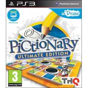 Pictionary (Ultimate Edition) (PS3)