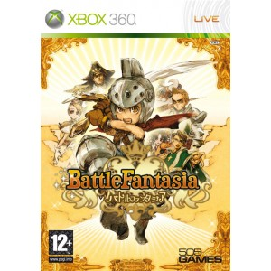 Battle Fantasia (X360)