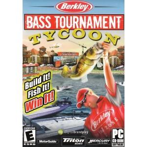 Berkley Bass Tournament Tycoon (PC)