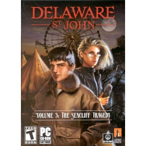 Delaware St. John Volume 3: The Seacliff Tragedy (PC)