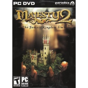 Majesty 2: The Fantasy Kingdom Sim (PC)