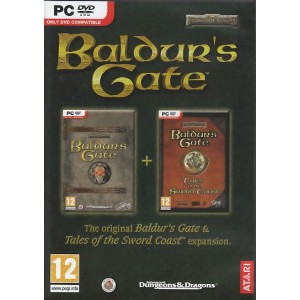 Baldurs Gate + Tales of the Sword Coast (PC)