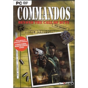 Commandos: Beyond the Call of Duty (PC)