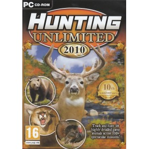 Hunting Unlimited 2010 (PC)