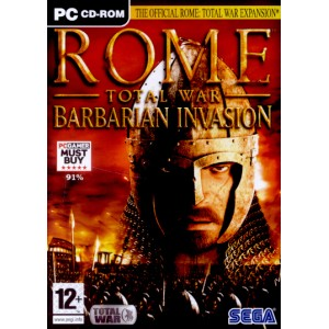 Rome Total War Barbarian Invasion (PC)