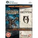 BioShock and Oblivion Double Pack EN (PC)
