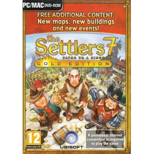 The Settlers 7: Paths to a Kingdom (Gold Edition) (PC)