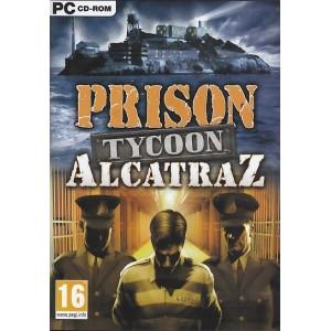 Prison Tycoon Alcatraz (PC)