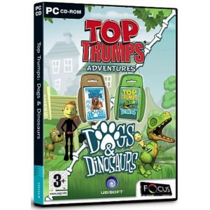 Top Trumps Dogs & Dinosaur (PC)