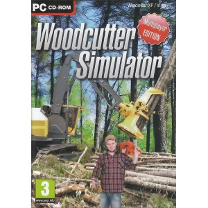 Woodcutter Simulator (PC)