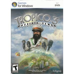 Tropico 3: Absolute Power (PC)