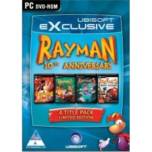 Rayman 10th Anniversary (PC)