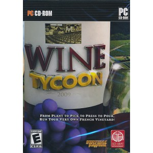 Wine Tycoon (PC)