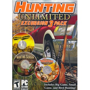 Hunting Unlimited Excursion (PC)