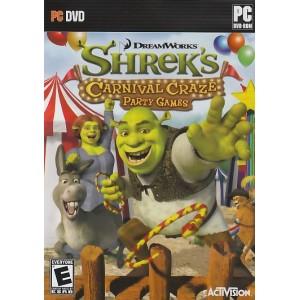 Shrek Carnival Craze Party Games (PC)
