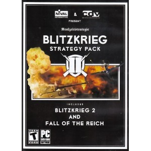 Blitzkrieg 2 Strategy Pack (PC)