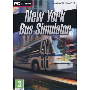 New York Bus Simulator (PC)
