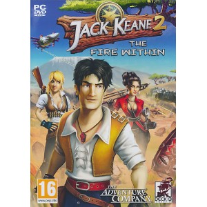 Jack Keane 2 The Fire Within (PC)