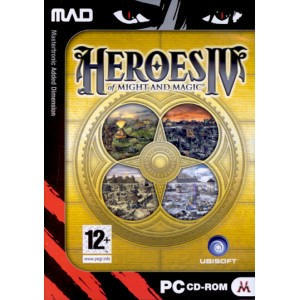 Heroes of Might and Magic 4 (PC)