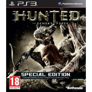 Hunted: The Demons Forge (Special Edition) (PS3)