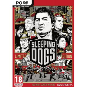 Sleeping Dogs (Limited Edition) (PC)
