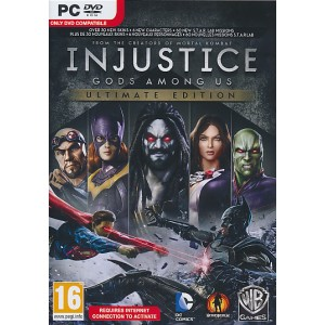 Injustice: Gods Among Us (Ultimate Edition) (PC)