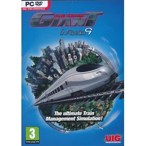 Train Giant (A-Train 9) (PC)