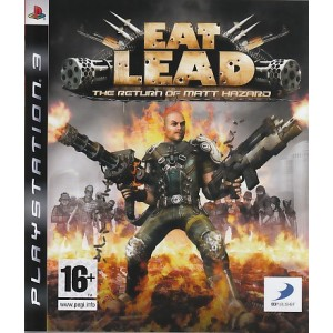 Eat Lead: The Return of Matt Hazard (PS3)