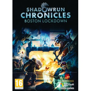 Shadowrun Chronicles: Boston Lockout (PC)