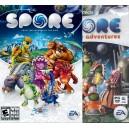 Multibuy+: Spore + Spore Galactic Adventures (PC)