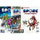 Multibuy+: Spore + Spore Galactic Adventures + Spore Cute and Creepy (PC)