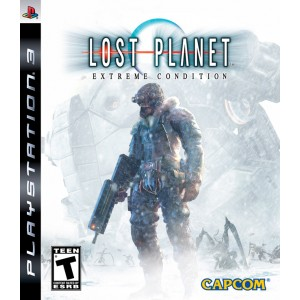 Lost Planet: Extreme Conditions (PS3)
