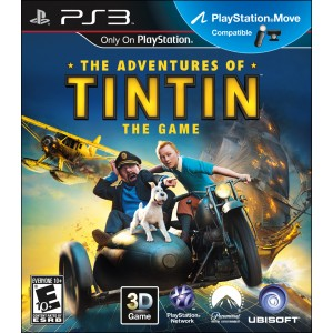 The Adventures of Tintin (PS3)