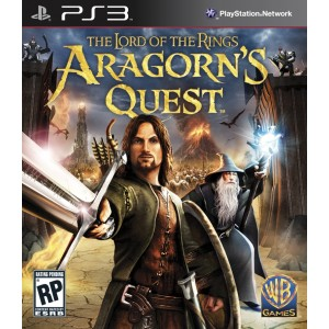 The Lord of The Rings: Aragorns Quest (PS3)