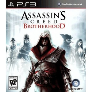 Assassins Creed: Brotherhood (PS3)