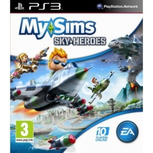 My Sims Skyheroes (PS3)