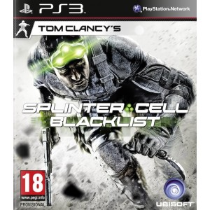 Tom Clancys Splinter Cell Blacklist (PS3)