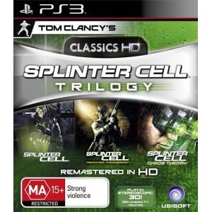 Tom Clancys Splinter Cell Trilogy (PS3)