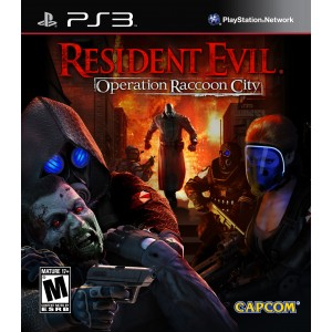 Resident Evil: Operation Racoon City (PS3)