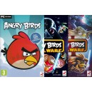 Multibuy+: Angry Birds + Angry Birds Star Wars + Angry Birds Star Wars 2 (PC)