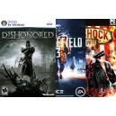 Multibuy+: Dishonored + Battlefield 3 + BioShock 3: Infinite (PC)