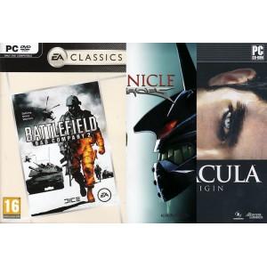 Multibuy+: Battlefield: Bad Company 2 + Bionicle Heroes + Dracula Origin (PC)
