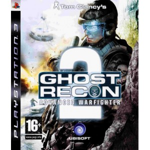 Tom Clancys Ghost Recon: Advanced Warfighter 2 (PS3)