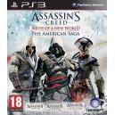 Assassins Creed: Birth of a New World - The American Saga (PS3)