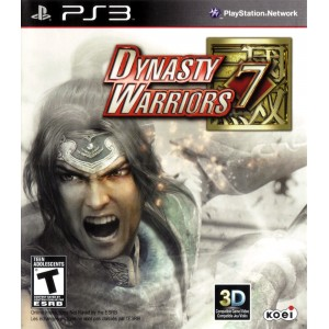 Dynasty Warriors 7 (PS3)