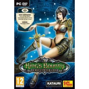 Kings Bounty: Crossworlds (PC)
